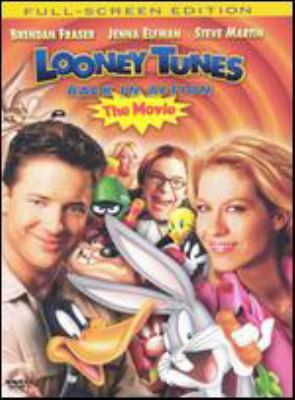 Cover image for Looney tunes : back in action