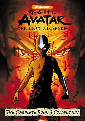 Cover image for Avatar, the last airbender. The complete book 3 collection = Jiang shi shen tong