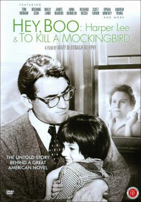 Cover image for Hey, Boo : Harper Lee & To kill a mockingbird