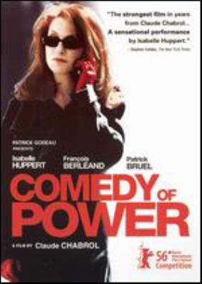 Cover image for Comedy of power