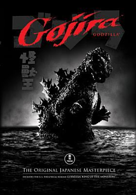 Cover image for Gojira = Godzilla