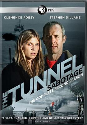 Cover image for The tunnel. Sabotage, The complete second season