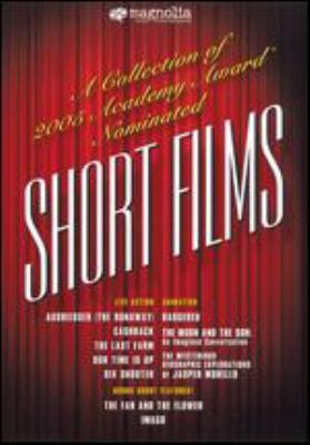 Cover image for A collection of 2005 Academy Award nominated short films