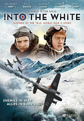 Cover image for Into the white