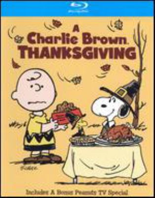 Cover image for A Charlie Brown Thanksgiving