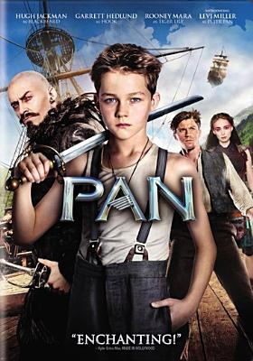 Cover image for Pan