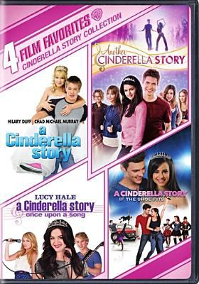 Cover image for 4 film favorites : Cinderella story collection
