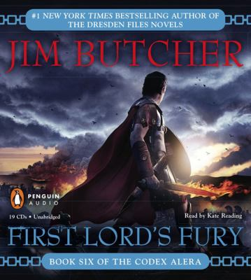 Cover image for First lord's fury