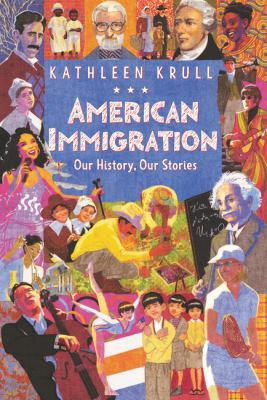 American Immigration: Our History, Our Stories(book-cover)