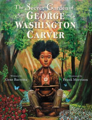 The Secret Garden of George Washington Carver(book-cover)