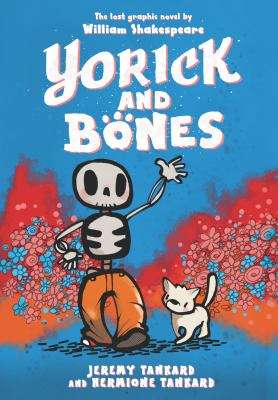 Yorick and Bones(book-cover)