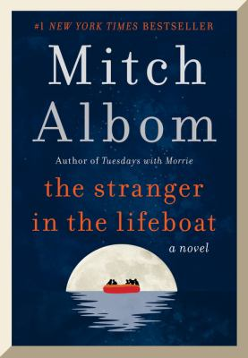 The Stranger in the Lifeboat(book-cover)