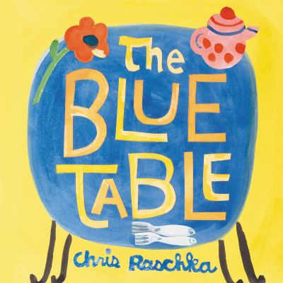 The Blue Table(book-cover)