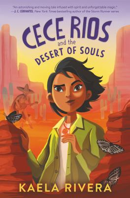 Cece Rios and the Desert of Souls(book-cover)