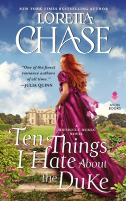Ten Things I Hate About the Duke(book-cover)