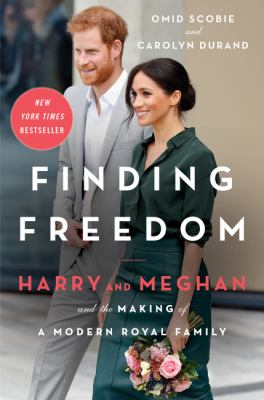 Finding Freedom: Harry and Meghan and the Making of a Modern Royal Family(book-cover)