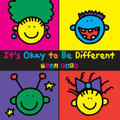 It's Okay to Be Different(book-cover)
