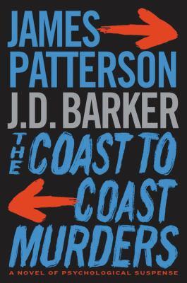 The Coast-to-coast Murders(book-cover)
