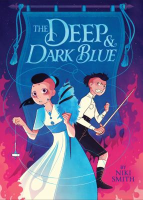 The Deep and Dark Blue(book-cover)