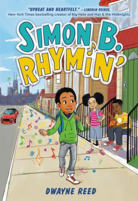 Simon B. Rhymin'(book-cover)