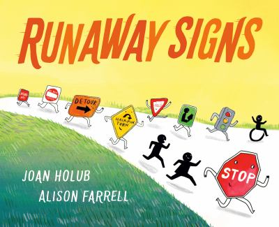 Runaway Signs(book-cover)