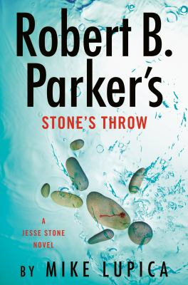 Robert B. Parker's Stone's Throw(book-cover)