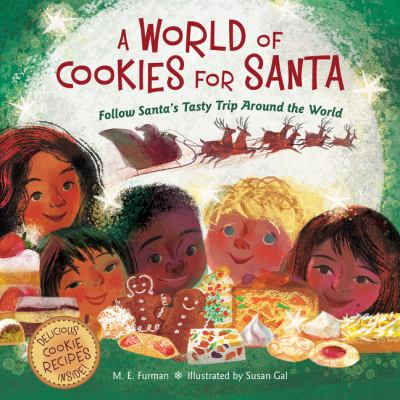 A World of Cookies for Santa(book-cover)