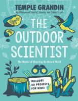 The Outdoor Scientist: The Wonder of Observing the Natural World(book-cover)