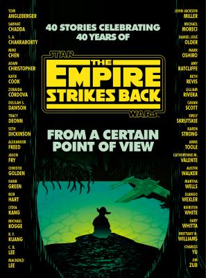 From a Certain Point of View: The Empire Strikes Back(book-cover)