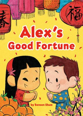 Alex's Good Fortune(book-cover)