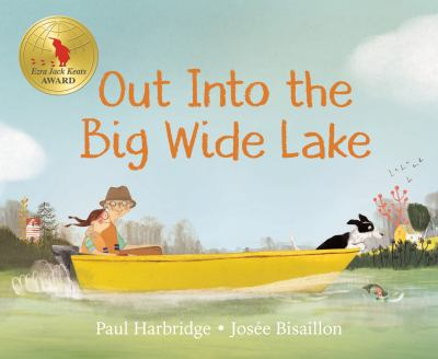Out Into the Big Wide Lake(book-cover)