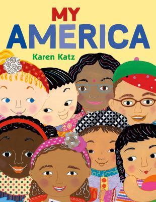 My America(book-cover)
