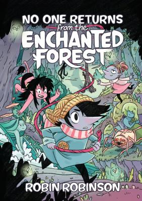 No One Returns from the Enchanted Forest(book-cover)