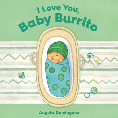I Love You, Baby Burrito(book-cover)