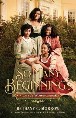 So Many Beginnings: A Little Women Remix(book-cover)