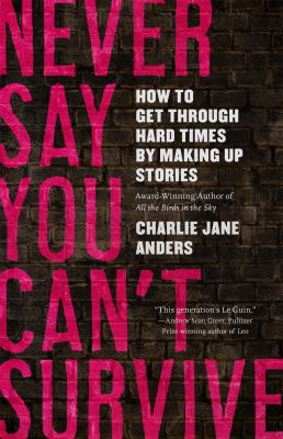 Never Say You Can't Survive(book-cover)