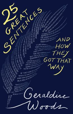 25 Great Sentences and How They Got That Way(book-cover)