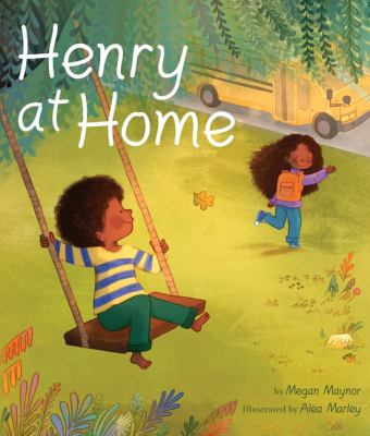Henry at Home(book-cover)