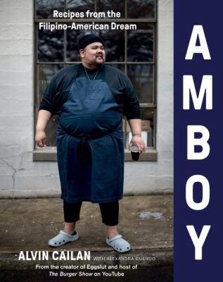 Amboy: Recipes from the Filipino-American Dream(book-cover)