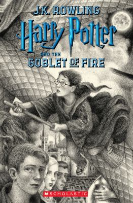 Harry Potter and the Goblet of Fire (book-cover)
