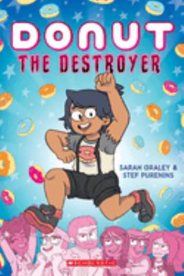 Donut the Destroyer(book-cover)