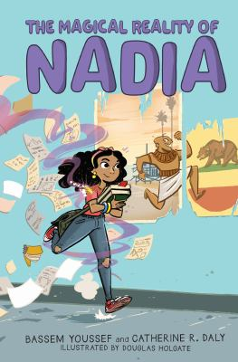 The Magical Reality of Nadia(book-cover)