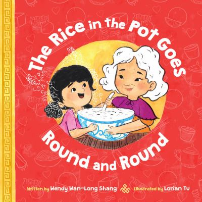 The Rice in the Pot Goes Round and Round(book-cover)