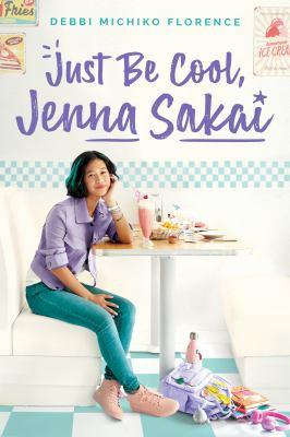 Just Be Cool, Jenna Sakai(book-cover)