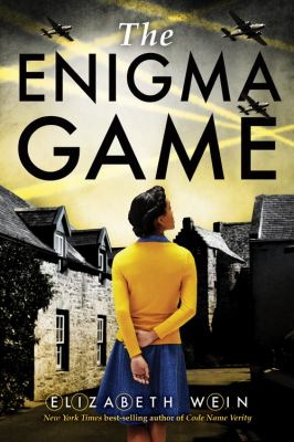 The Enigma Game(book-cover)