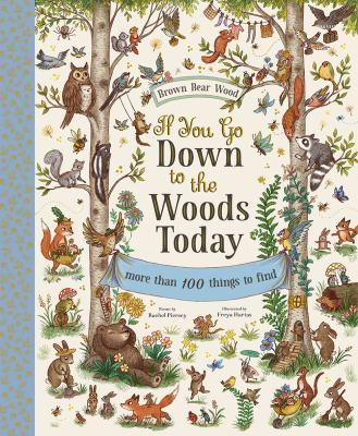 If You Go Down to the Woods Today(book-cover)