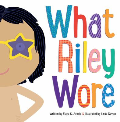 What Riley Wore(book-cover)