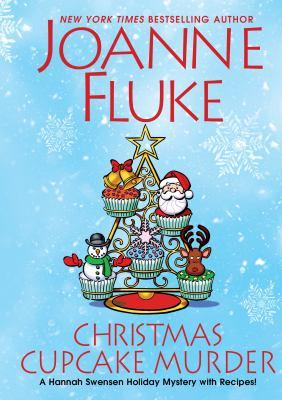 Christmas Cupcake Murder(book-cover)