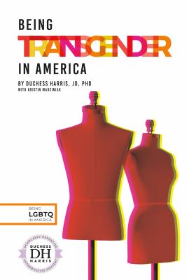 Being Transgender in America(book-cover)
