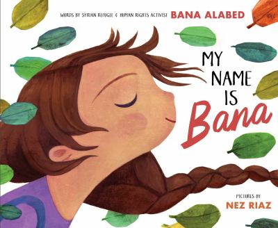 My Name is Bana(book-cover)